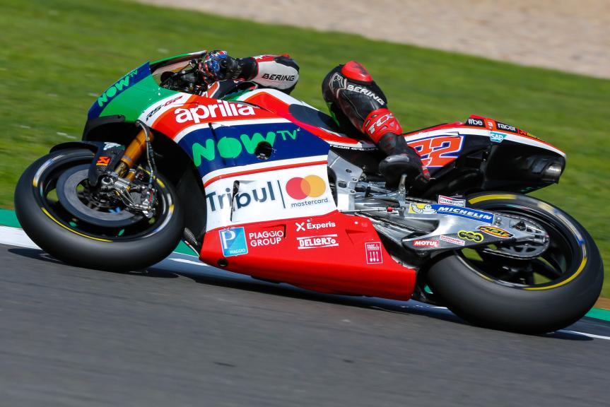 Sam Lowes, Aprilia Racing Team Gresini, Octo British Grand Prix