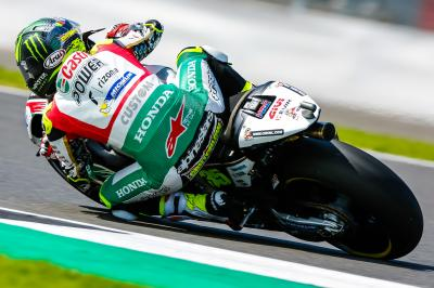"""Crutchlow: """"It's going to be a good Sunday"""""""