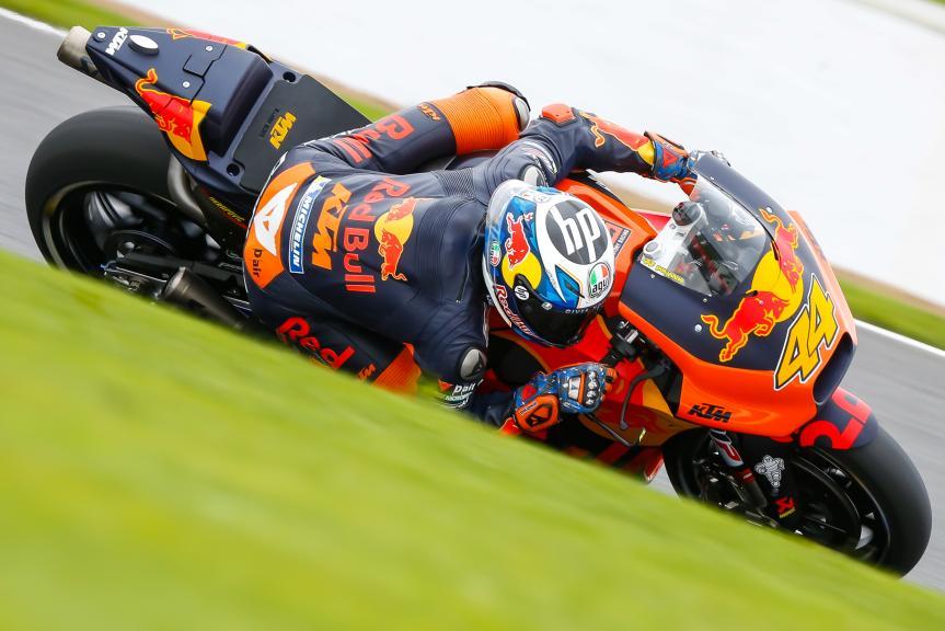 Pol Espargaro, Red Bull KTM Factory Racing, Octo British Grand Prix