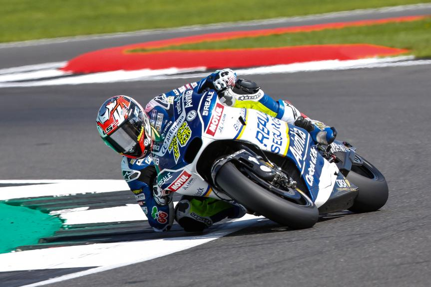 Loris Baz, Reale Avintia Racing, Octo British Grand Prix