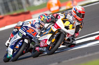 #SundayGuide: Moto3™ ready for the British GP