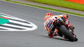 The second and final Qualifying session from the #BritishGP of the MotoGP? World Championship.