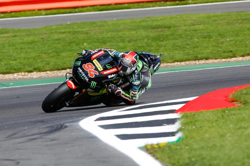 Jonas Folger, Monster Yamaha Tech 3, Octo British Grand Prix