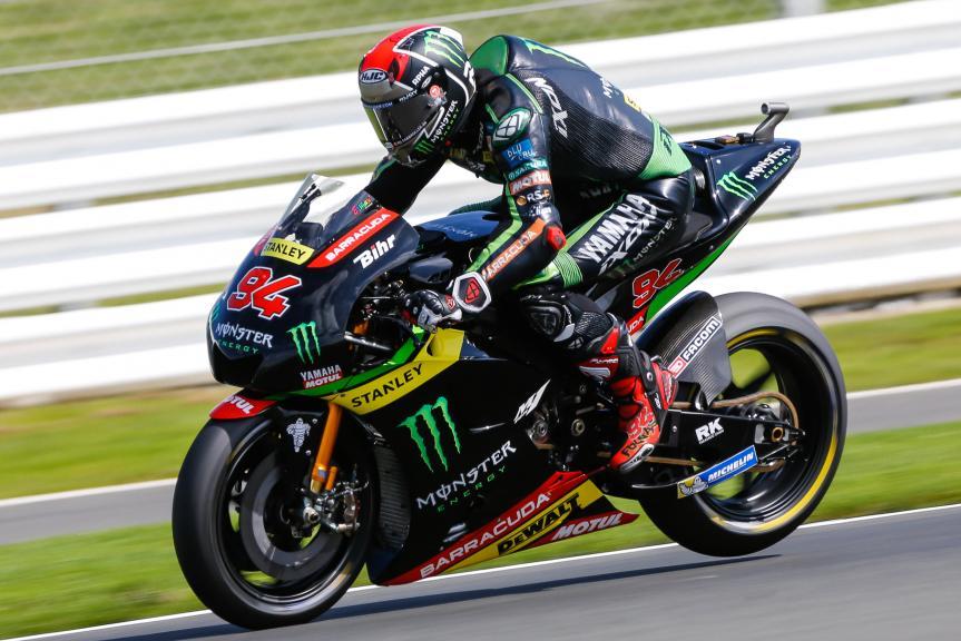 Jonas Folger, Monster Yamaha Tech 3, Octo British Grand Prix