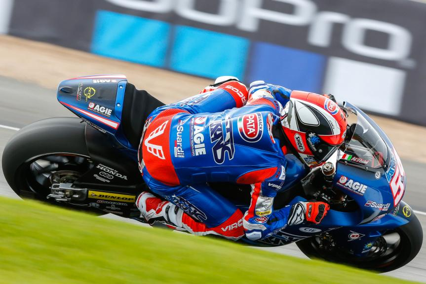 Mattia Pasini, Italtrans Racing Team, Octo British Grand Prix