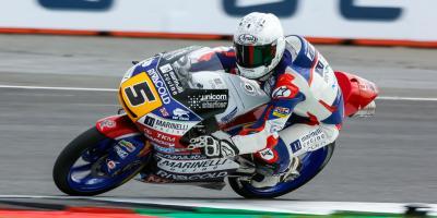 Moto3™: Pole- Position für Fenati zum #BritishGP