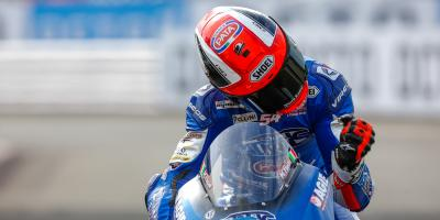 Pasini makes it a hat-trick for pole at the #BritishGP
