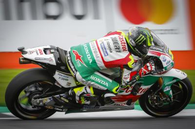 Crutchlow: 'I do it because I love the sport'