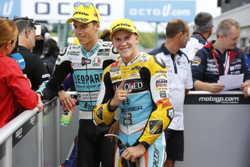 Gabriel Rodrigo, RBA BOE Racing Team, Octo British Grand Prix