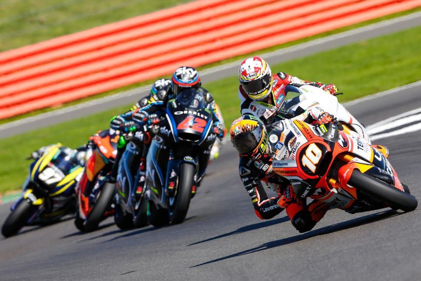 Luca Marini, Forward Racing Team, Octo British Grand Prix