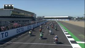 The full race session at the #BritishGP of the Moto3? World Championship.