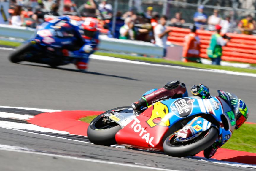 Franco Morbidelli, Eg 0,0 Marc Vds, Octo British Grand Prix
