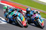 Franco Morbidelli, Alex Marquez, Eg 0,0 Marc Vds, Octo British Grand Prix