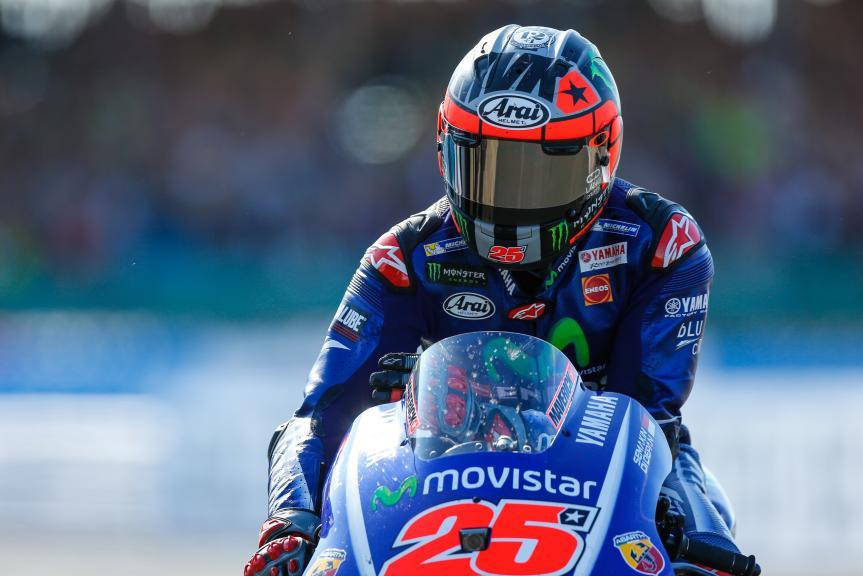 Maverick Viñales, Movistar Yamaha MotoGP, Octo British Grand Prix
