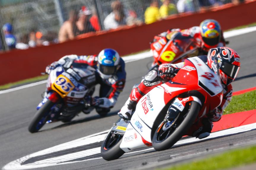 Moto3, Octo British Grand Prix