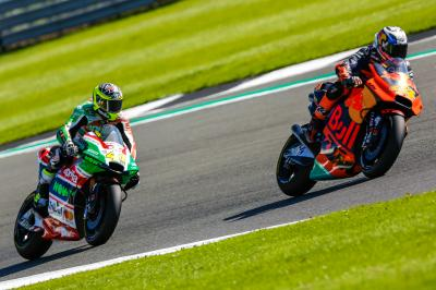"Pol Espargaro: ""At the start I could follow the top guys"""