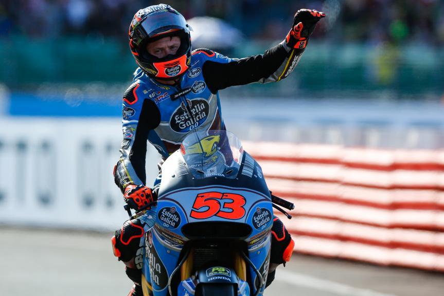 Tito Rabat, EG 0,0 Marc VDS, Octo British Grand Prix