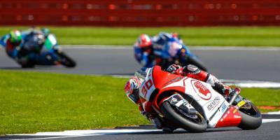 Nakagami uncatchable for a stunning second win