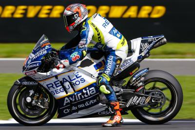 Close finish for Baz and Barbera in the British GP