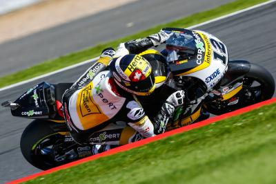 "Lüthi: ""Fourth is very important for the Championship"""