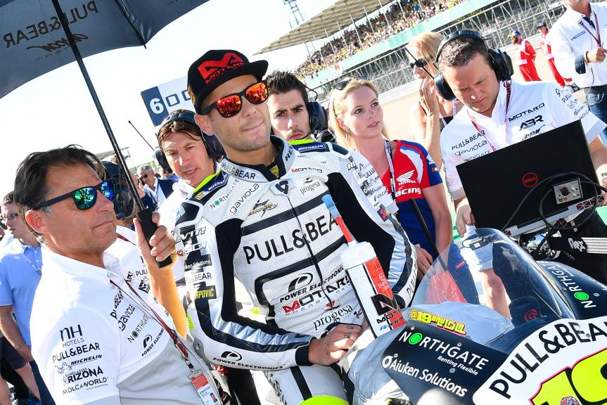 Alvaro Bautista, Pull&Bear Aspar Team, Octo British Grand Prix