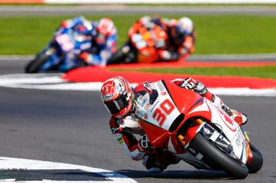 "Nakagami: ""I was determined to win this race"""