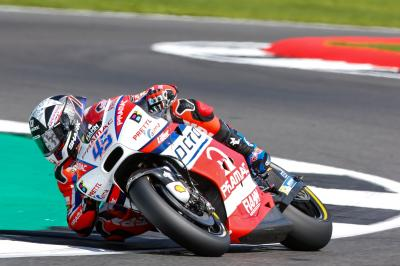 "Redding: ""It wasn't looking good until the race"""