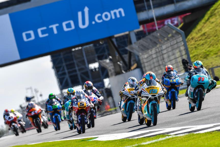 Moto3, Octo British Grand Prix