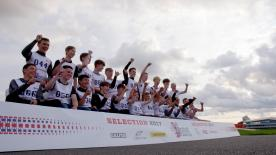 Take a sneak peek behind the scenes of the Selection Event for the 2018 British Talent Cup, held at Silverstone