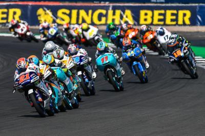 #Moto3Stats: la categoría ligera en Misano