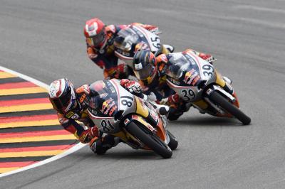 Misano awaits as three races and three favourites remain
