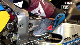 Jack Miller explains how to use the foot-pegs in MotoGP™