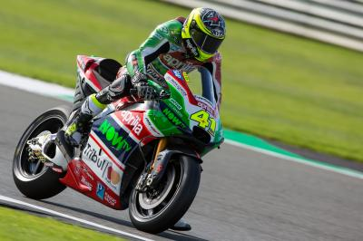 Aprilia Racing Team Gresini raring to race at home