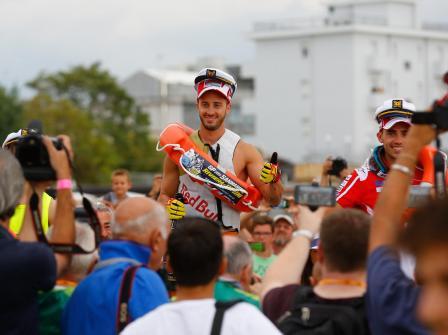 Off-Track, Gran Premio Tribul Mastercard di San Marino e del