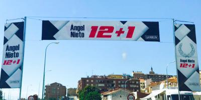 Sport: La Vuelta rinde homenaje a Ángel Nieto
