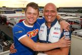 Tito Rabat and Raul Romero, Reale Avintia Racing