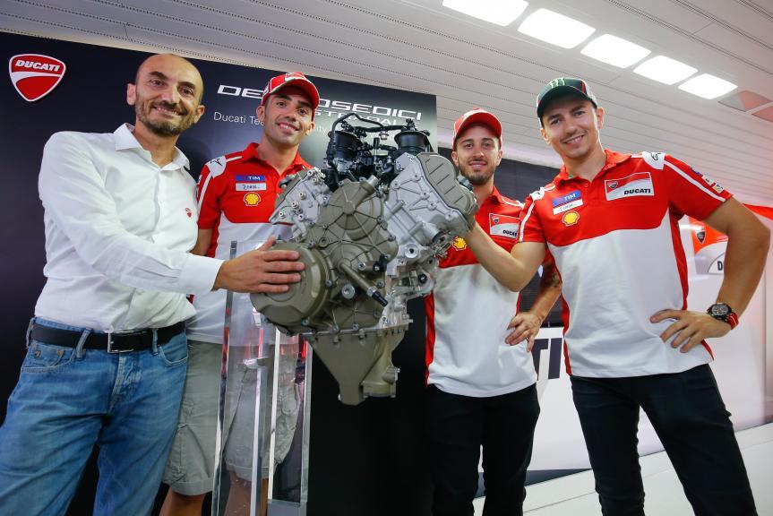 Ducati Engine