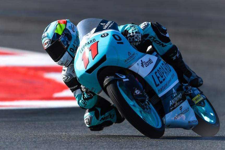 Livio Loi, Leopard Racing, Gran Premio Tribul Mastercard di San Marino e della Riviera di Rimini