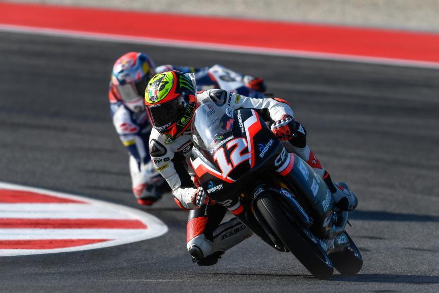 Marco Bezzecchi, CIP, Gran Premio Tribul Mastercard di San Marino e della Riviera di Rimini