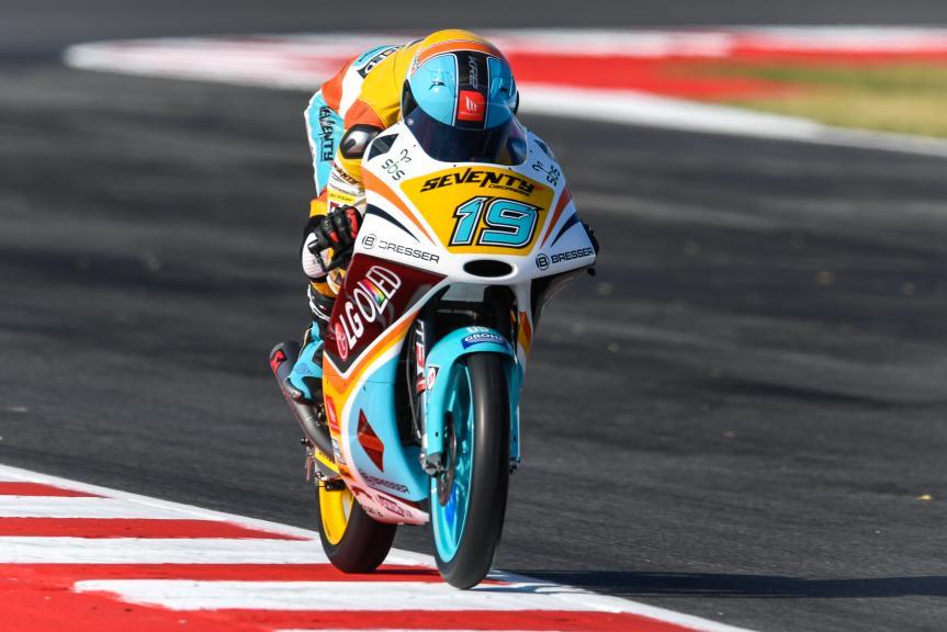 Gabriel Rodrigo, RBA BOE Racing Team, Gran Premio Tribul Mastercard di San Marino e della Riviera di Rimini