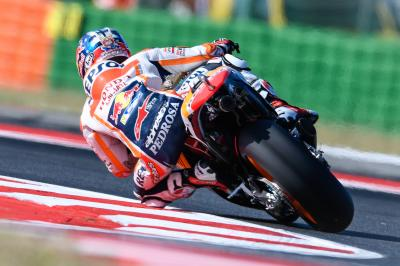 Pedrosa: 'Tomorrow we'll keep working on the tyre choice'