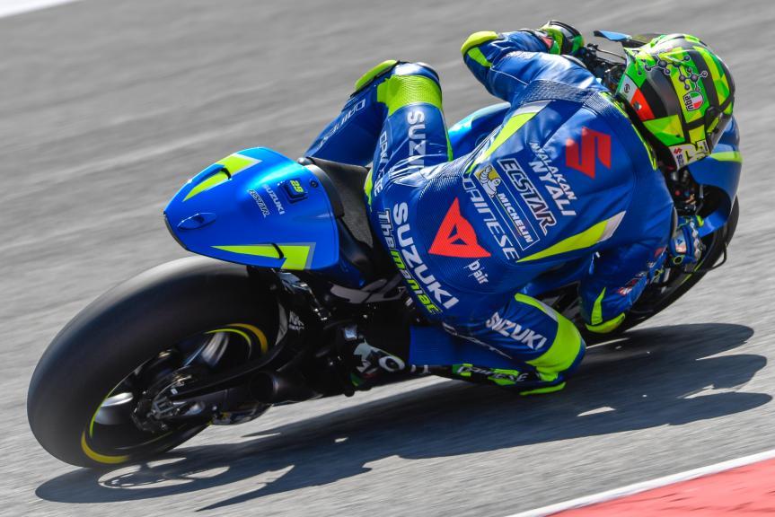 Andrea Iannone, Team Suzuki Ecstar, Gran Premio Tribul Mastercard di San Marino e della Riviera di Rimini