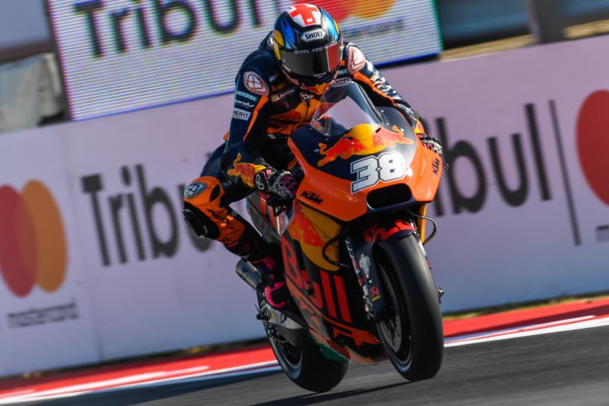 Bradley Smith, Red Bull KTM Factory Racing, Gran Premio Tribul Mastercard di San Marino e della Riviera di Rimini