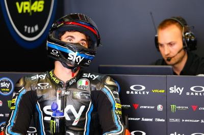 Lo Sky Racing Team è pronto per il GP di casa