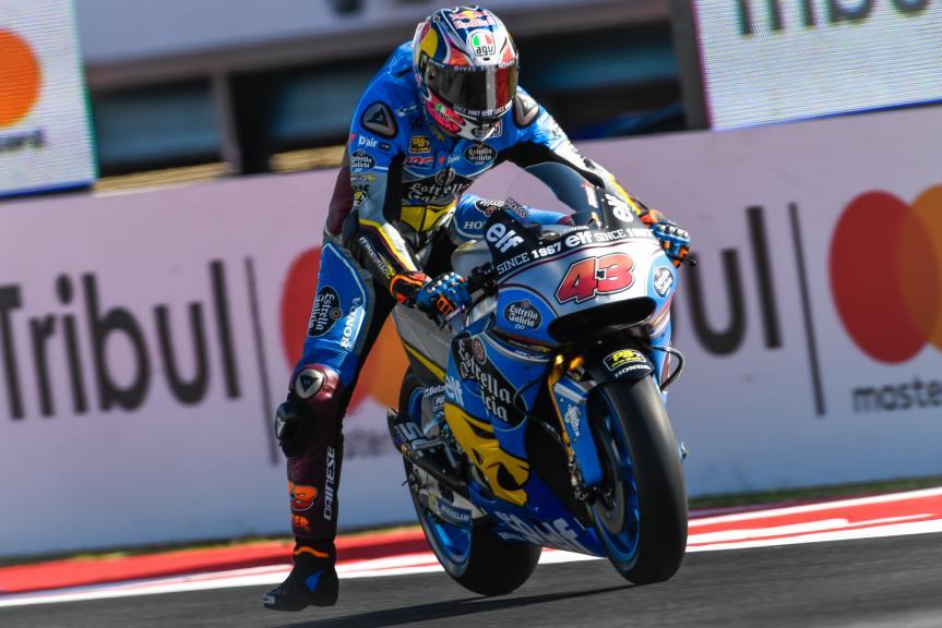 Jack Miller, EG 0,0 Marc VDS, Gran Premio Tribul Mastercard di San Marino e della Riviera di Rimini