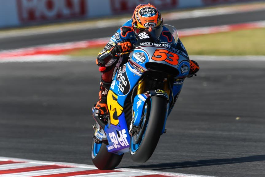 Tito Rabat, EG 0,0 Marc VDS, Gran Premio Tribul Mastercard di San Marino e della Riviera di Rimini