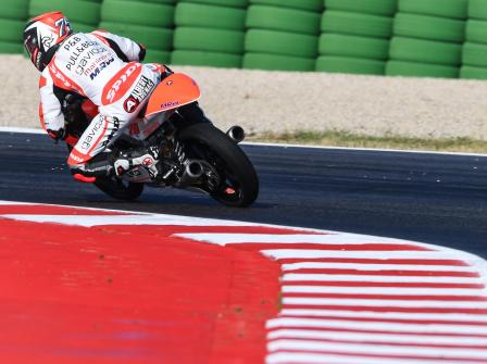 Moto3, Free Practice, Gran Premio Tribul Mastercard di San M