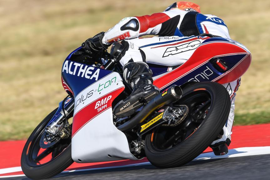 Jakub Kornfeil, Peugeot MC Saxoprint, Gran Premio Tribul Mastercard di San Marino e della Riviera di Rimini