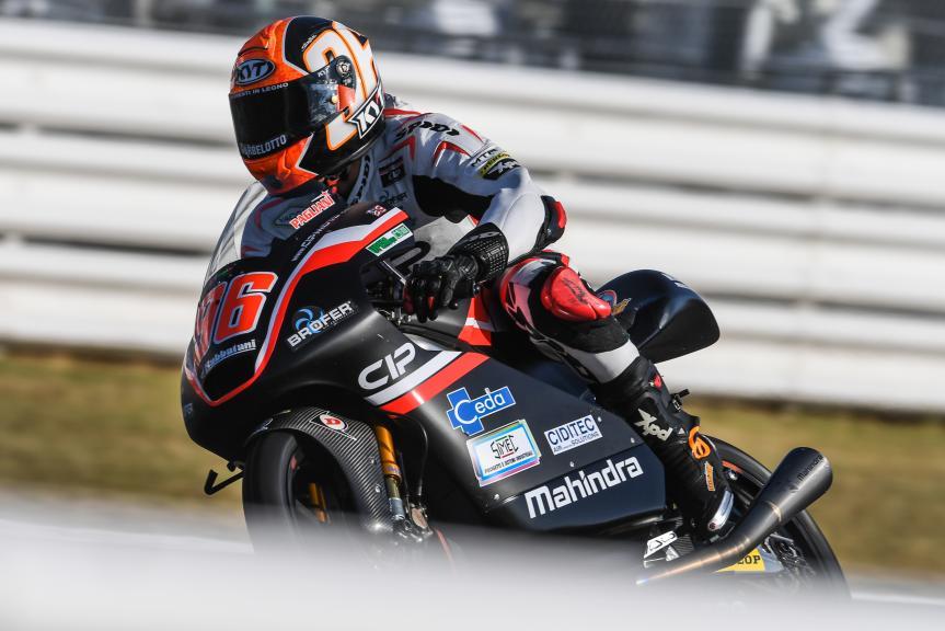 Manuel Pagliani, CIP, Gran Premio Tribul Mastercard di San Marino e della Riviera di Rimini