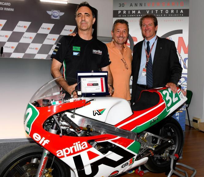 Aprilia Racing - 30 years